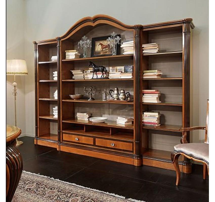 Книжный шкаф Bourbon / Bamax
