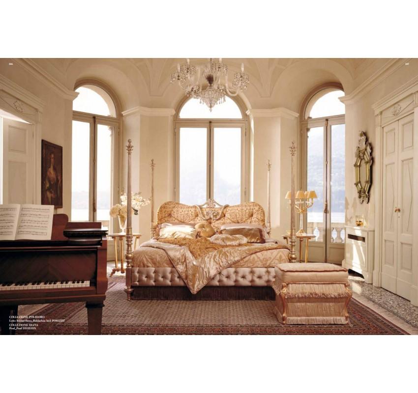 Спальня Polidoro / Belcor композиция 1
