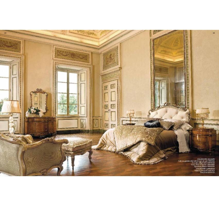 Спальня Orleans / Belcor композиция 1
