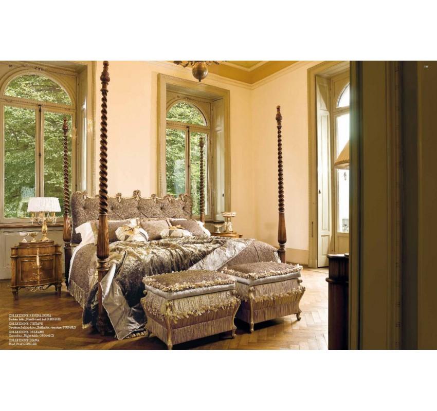 Спальня Orleans / Belcor композиция 2