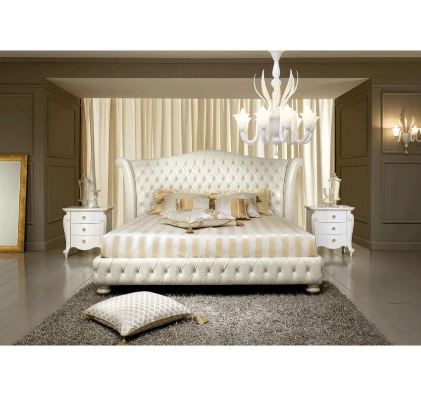 Кровать Opera capitonne/Cis Salotti