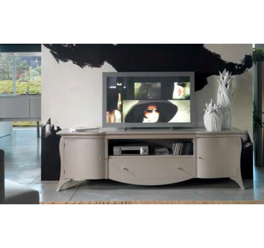 Комод под ТВ Wood and white 3085 25 / Carpanese Home