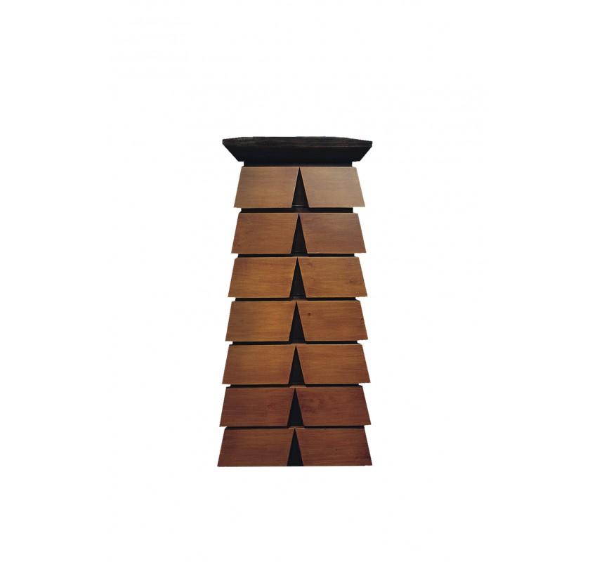 Комод высокий Berta / Coleccion Alexandra