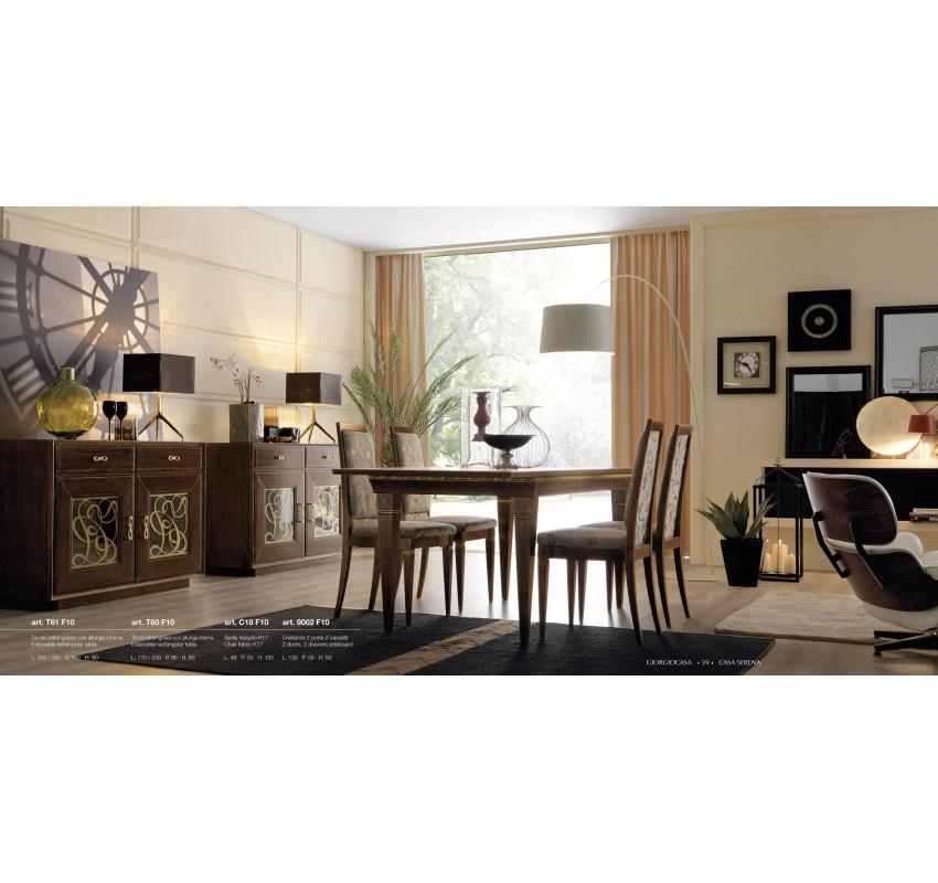 Гостиная Casa Serena / Giorgiocasa компизиция 2