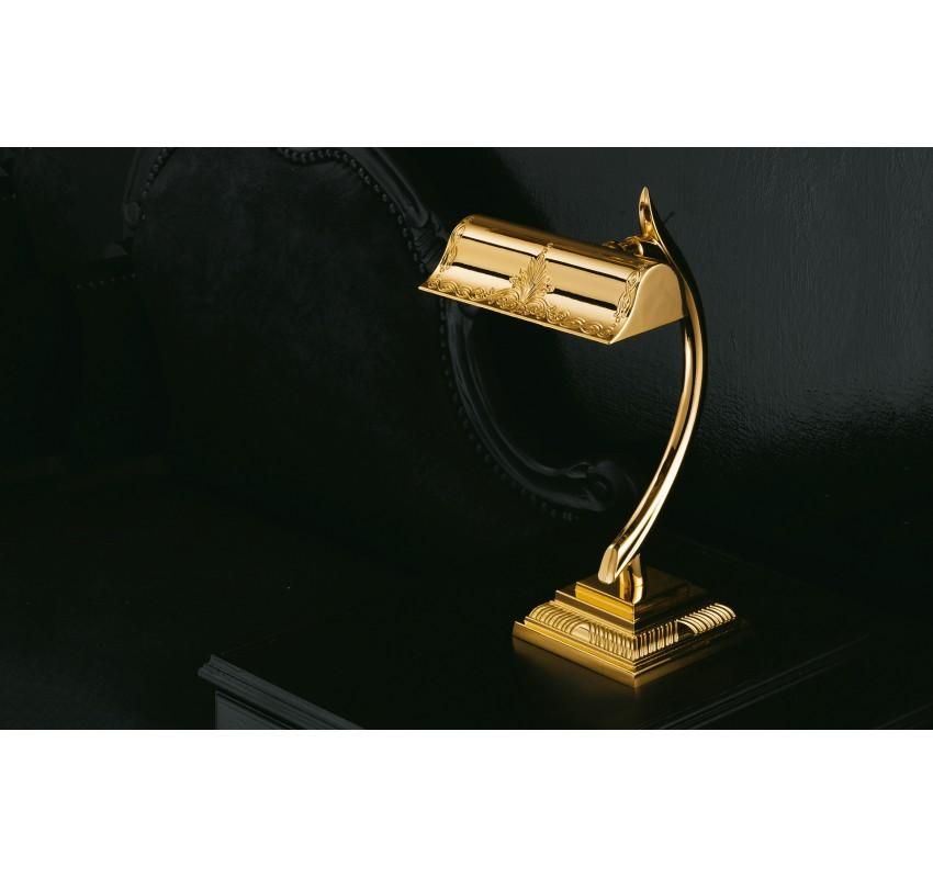 Настольная лампа Brass & Spots VE 860 TL1 / Masiero