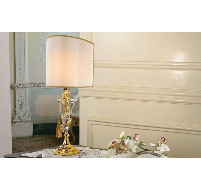 Настольная лампа Brass & Spots VE 1002 TL1 / Masiero