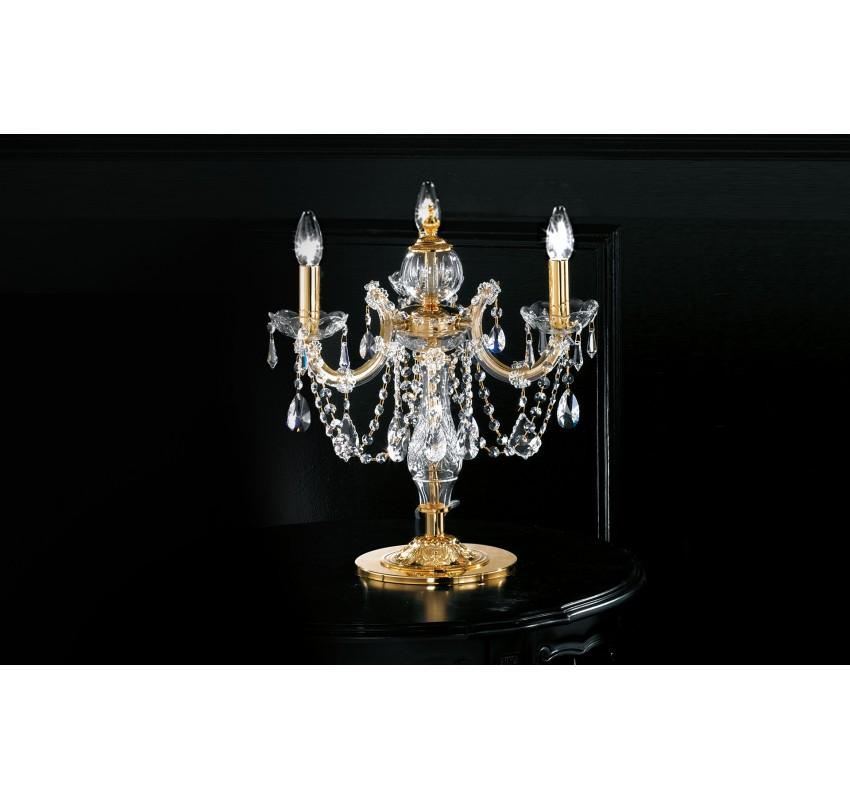 Настольная лампа Maria Teresa VE 944 TL3 / Masiero
