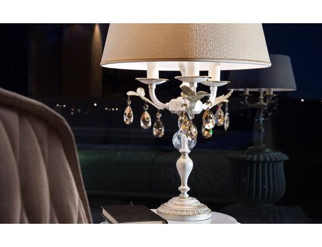 Настольная лампа ALLURE TL3 / Masiero