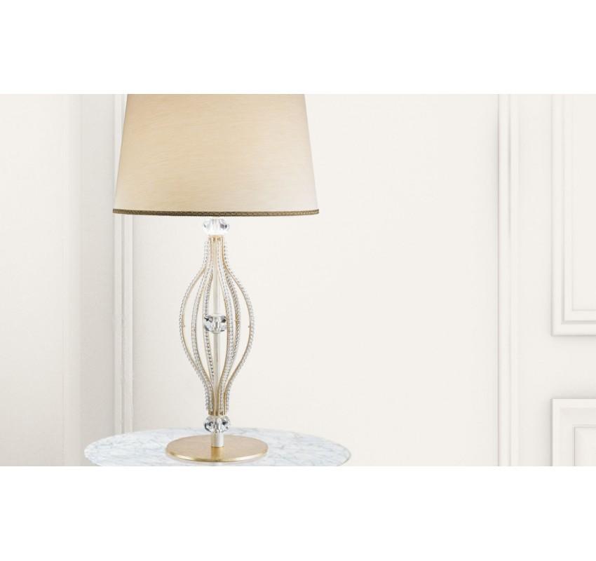 Настольная лампа NOBLESSE TL1G / Masiero