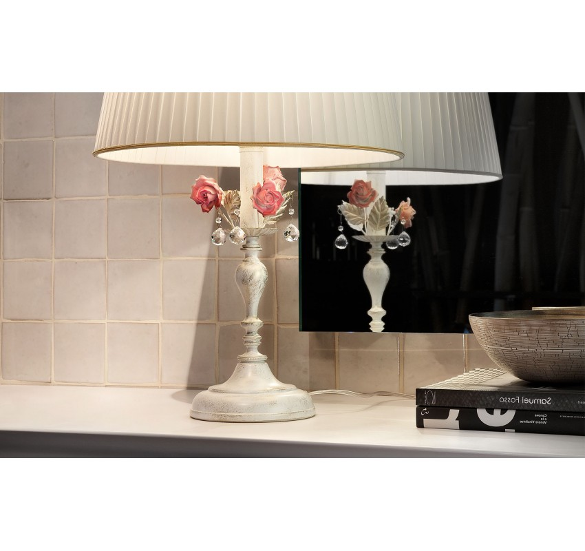Настольная лампа CERAMIC GARDEN TL1G / Masiero