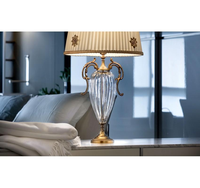 Настольная лампа PRIMADONNA TL1P G01 / Masiero
