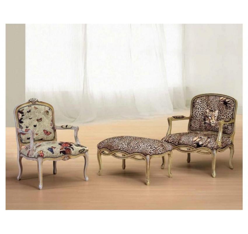 Кресло 1206/N MILO / Morello Gianpaolo