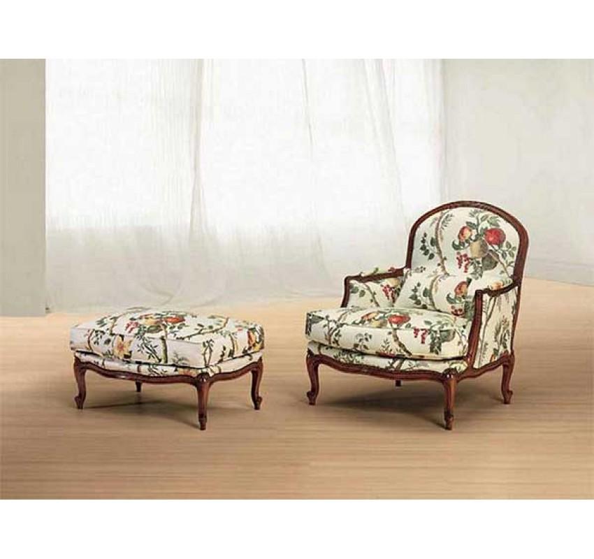 Кресло 1057/N ERICE / Morello Gianpaolo