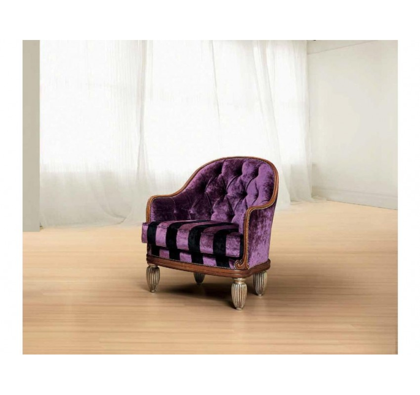 Кресло 1136/N STRAUSS / Morello Gianpaolo