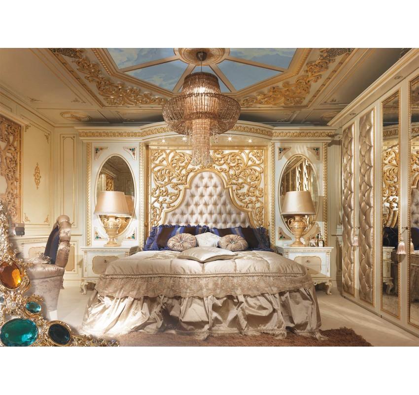 Спальня HERMITAGE / Caspani Tino