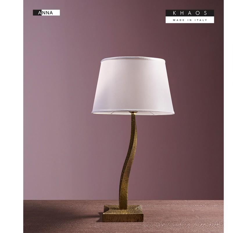 Настольная лампа ANNA / KHAOS