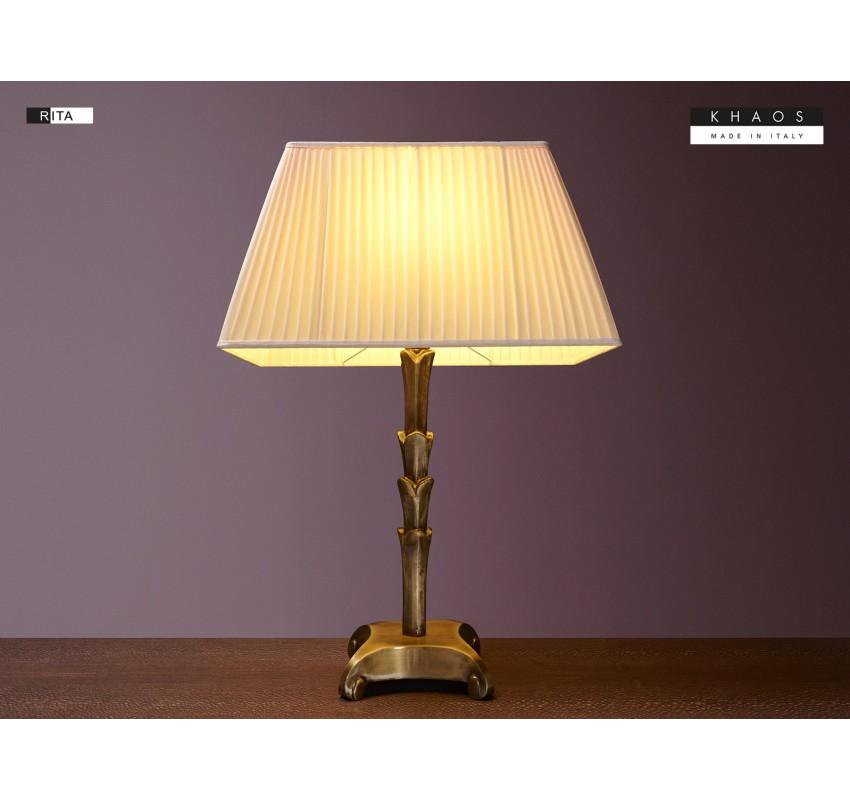 Настольная лампа RITA / KHAOS