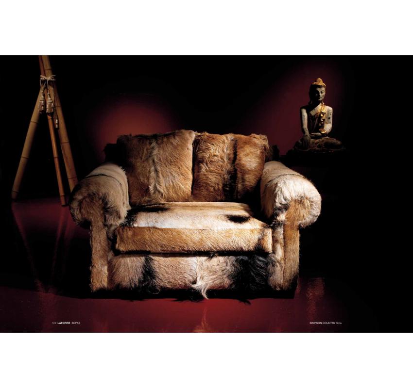Кресло SIMPSON COUNTRY / Latorre