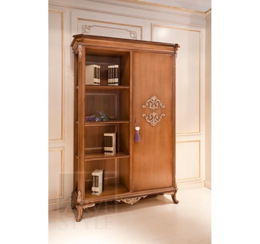 Книжный шкаф MN-1207 / Arve Style