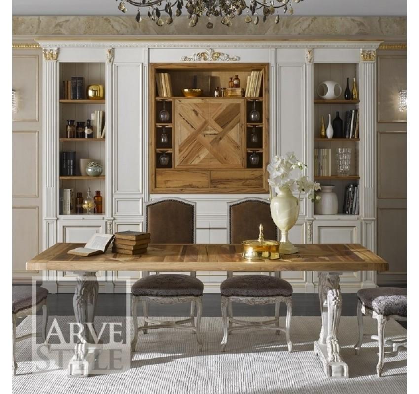 Книжный шкаф MN-1513 / Arve Style
