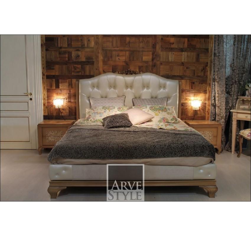 Кровать MN-1610 / Arve Style