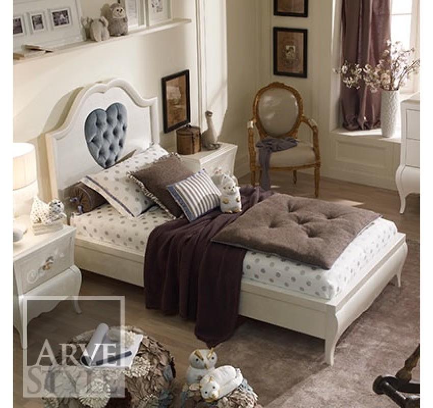 Кровать NR-0170 / Arve Style