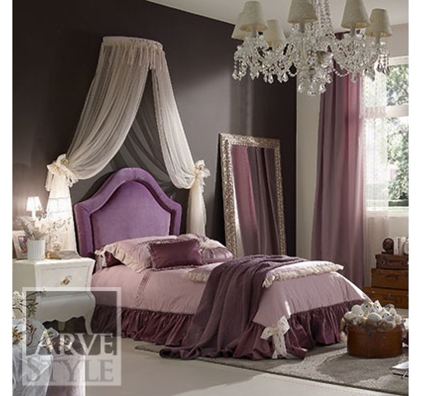 Кровать NR-0180 / Arve Style