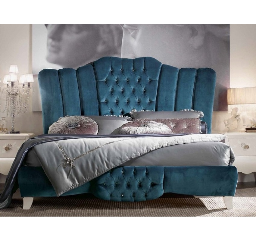 Кровать NR-0130 / Arve Style