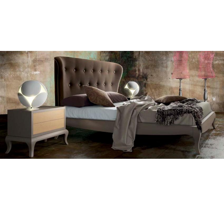 Кровать Organic / La Ebanisteria