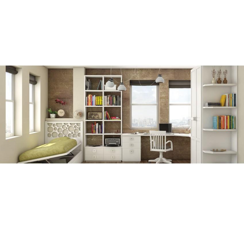 Спальня Teen Space 36 / Lineas Taller
