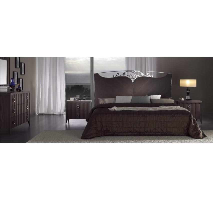 Спальня Viena / Lineas Taller