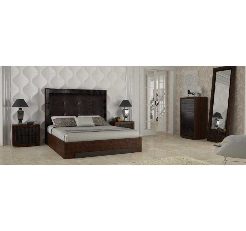 Спальня Diamante Syros / Lineas Taller композиция 2