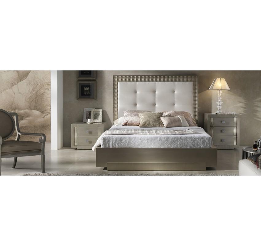 Спальня Mixta Syros / Lineas Taller