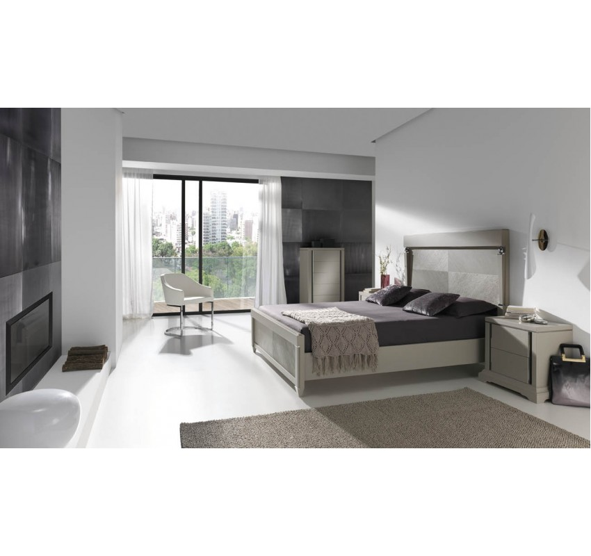 Спальня Satin композиция 1 / Monrabal Chirivella