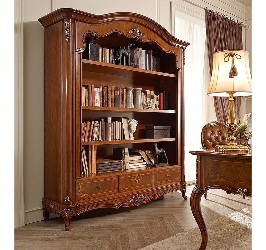 Книжный шкаф CASA PRINCIPE CPRS03/N / Valderamobili