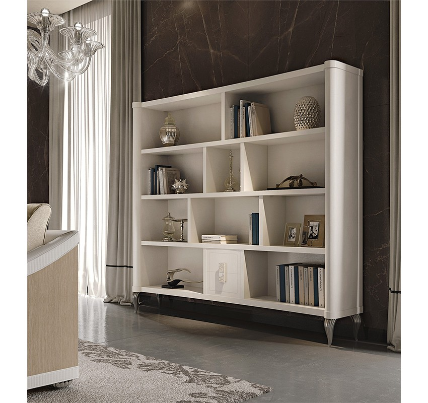 Книжный шкаф AURA AUG155/L+AUG160/L / Valderamobili