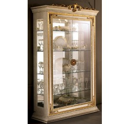 Витрина Leonardo 2 двери/ Arredo Classic