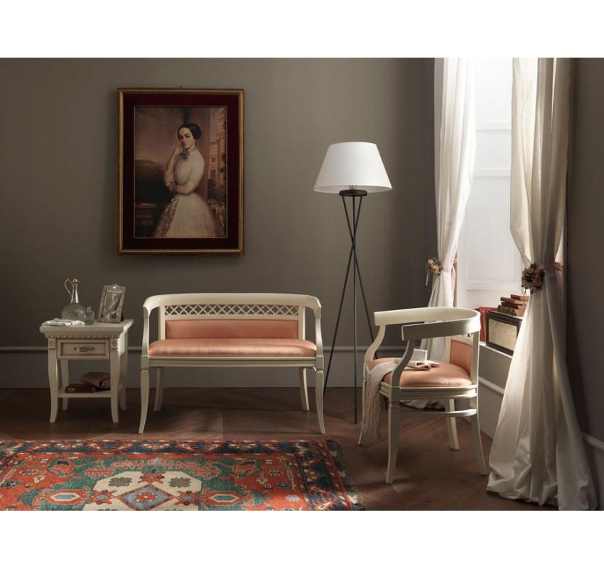 Диван 71BO02DN Palazzo Ducale Laccato/ Prama