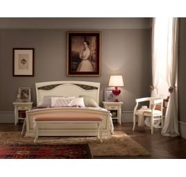 Кровать 71BO53LT Palazzo Ducale laccato/ Prama