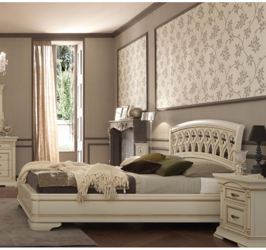Кровать 71BO24LT Palazzo Ducale laccato/ Prama