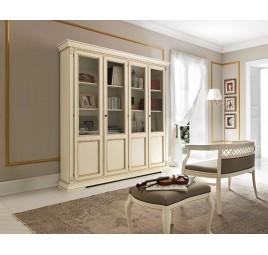 Библиотека 71BO04LB Palazzo Ducale Laccato/ Prama