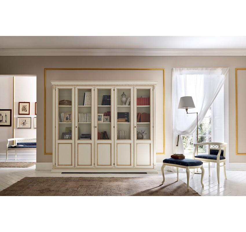 Библиотека 71BO05LB Palazzo Ducale Laccato/ Prama