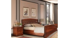 Изображение 'Кровать 71CI05LT Palazzo Ducale ciliegio/ Prama'