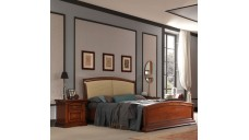 Изображение 'Кровать 71CI34LT Palazzo Ducale ciliegio/ Prama'