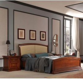 Кровать 71CI34LT Palazzo Ducale ciliegio/ Prama