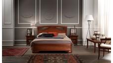 Изображение 'Кровать 71CI54LT Palazzo Ducale ciliegio/ Prama'