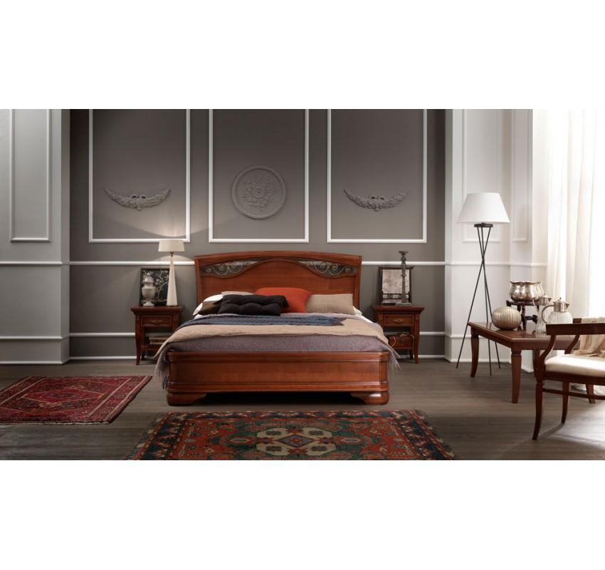 Кровать 71CI54LT Palazzo Ducale ciliegio/ Prama