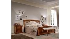 Изображение 'Кровать 71CI74LT Palazzo Ducale ciliegio/ Prama'
