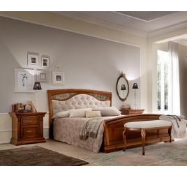 Кровать 71CI75LT Palazzo Ducale ciliegio/ Prama
