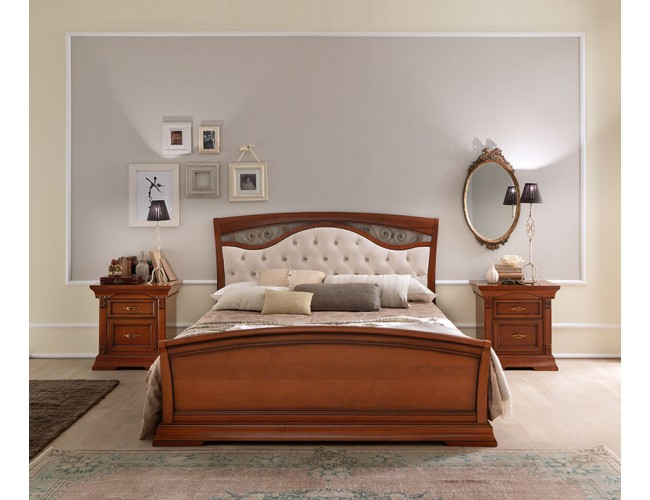 Кровать 71CI64LT Palazzo Ducale ciliegio/ Prama